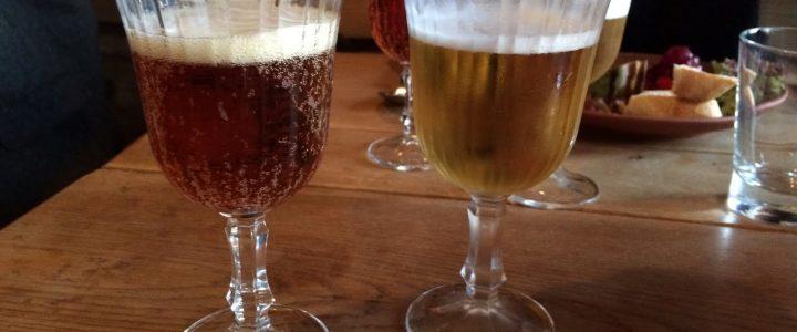Hirter Bier-Seminar in der Burgtaverne Kreuzenstein