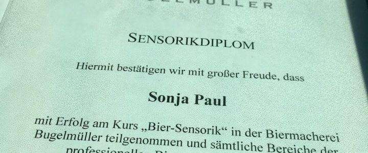 Seminar Bier-Sensorik und Degustation