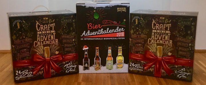 Bieradventkalender 2018 – Craft Deutschland