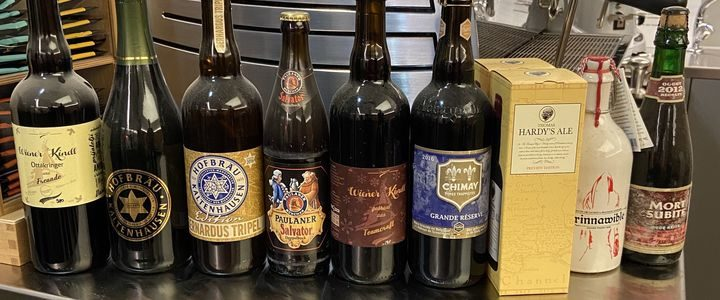 Biertasting mit dem Biersommelier-Staatsmeister